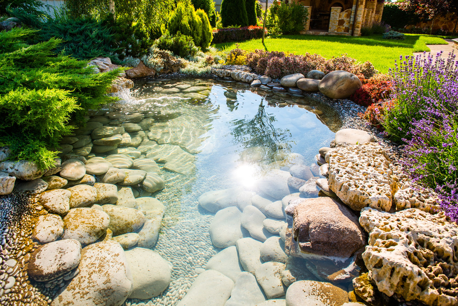 water-landscaping